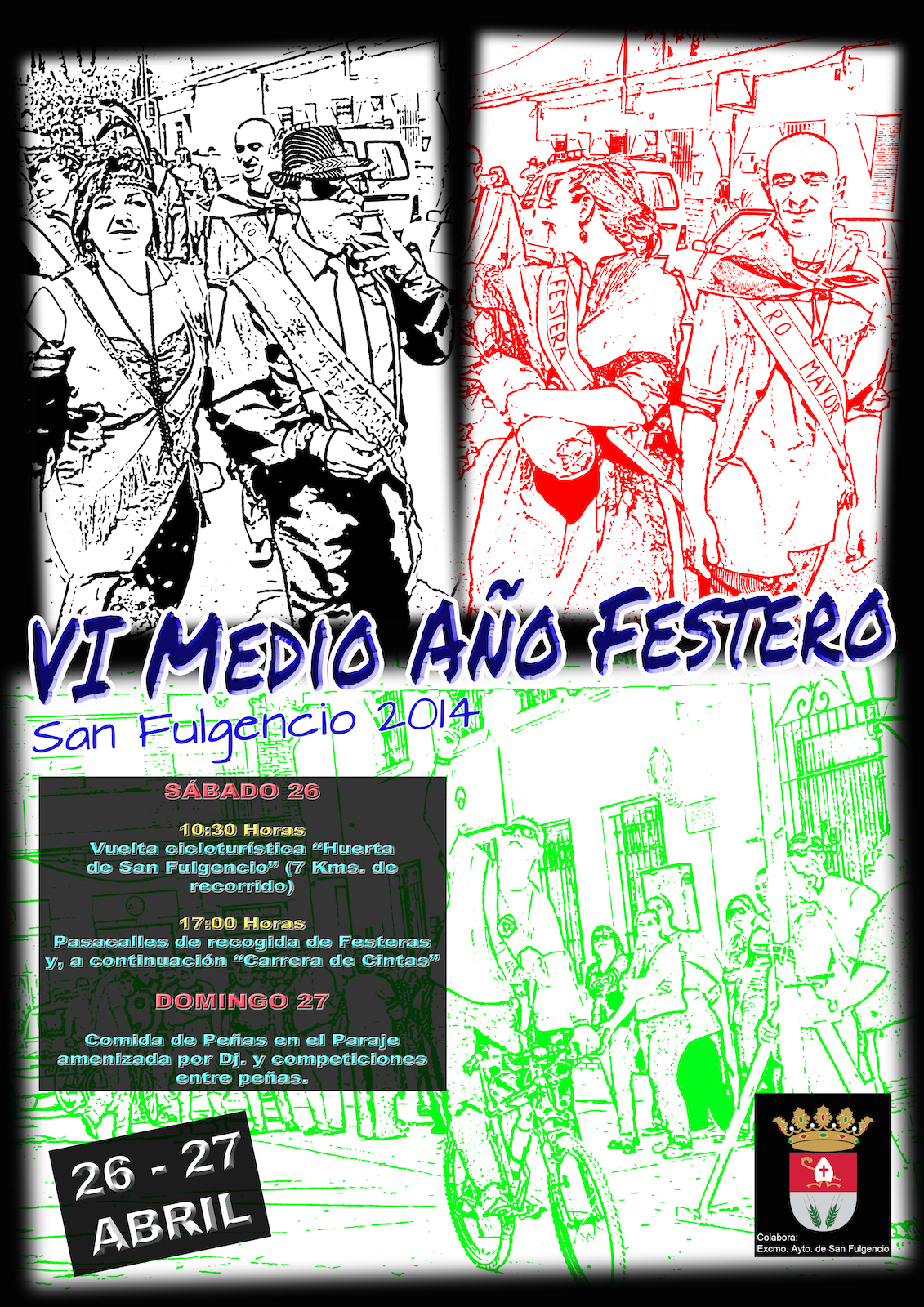 Cartel Medio A_o 2014