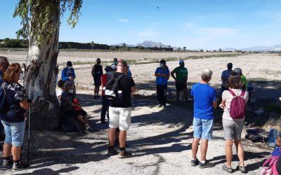 Una treintena de personas participan en la tercera ruta ecoturística que organiza la Concejalía de Turismo