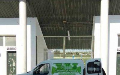 San Fulgencio cierra el polideportivo para hacer un tratamiento de choque al detectar un caso de Covid19