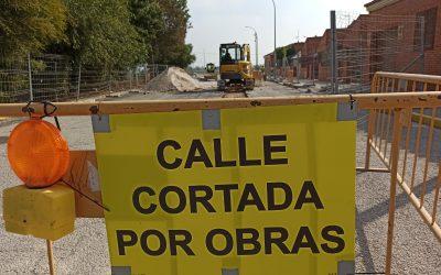 San Fulgencio invierte 112.026 euros en la renovación del alcantarillado en la Avenida de la Libertad