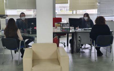 El Ayuntamiento de San Fulgencio comienza a hacer efectivo el pago del Plan Resistir a pymes y autónomos